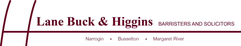 Lane Buck Higgins Chamber Sponsor